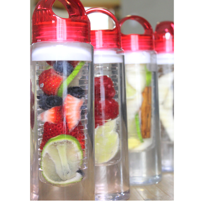 take your water from plain to yummy!